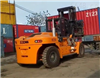 标准型18吨叉车制造生产供应商 品牌18吨叉车重型叉车招标采购