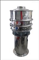 新鄉大用可移動大產量不銹鋼食品振動篩分機