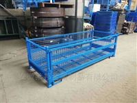廠家生產瓦楞板箱鐵皮堆垛廢料箱價格