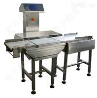 重量檢測機,推板式全自動的重量分選機價格