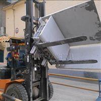 推出器叉车旋转推进器化肥自动化装车设备