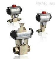 焊接式气动高压球阀