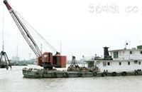 单斗式挖泥船挖沙机