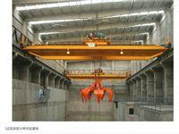 QZ型電動雙梁抓斗橋式起重機