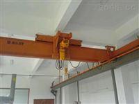 LDP型電動單梁偏掛起重機