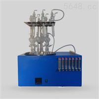 水质硫化物-酸化吹气仪ZKL-60