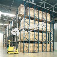 亚大重型货架实用效果赢得客户好评